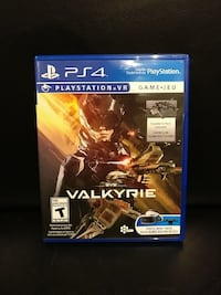 Eve Valkyrie PS4VR Game