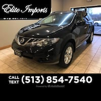 2013 Nissan Murano SL West Chester Township, 45241