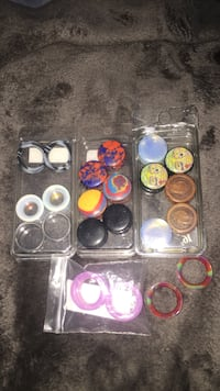 """3/4"""" Plugs, Stone Plugs and Tunnels Harlingen, 78552"""