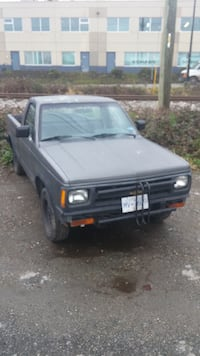 Handsome and Handy Small Truck For Hire Langley