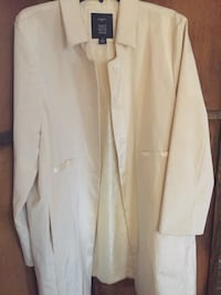 beige SMS Fifth Avenue button-up dress coat Front Royal, 22630