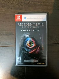 Resident Evil Revelations Collection on Switch Richmond, V6Y 2B3