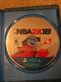NBA 2K18 PS4 Woodbridge, 22191