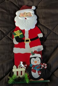 "24"" free standing exterior or interior Christmas Decoration"