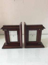 Bombay company photo frame book ends Brampton, L6R 2B6