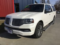 *LOADED* *ONE OWNER/CLEAN CARFAX* 2015 Lincoln Navigator L 4WD Des Moines