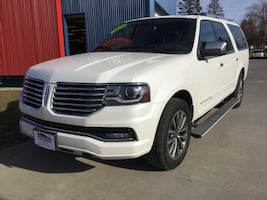 *LOADED* *ONE OWNER/CLEAN CARFAX* 2015 Lincoln Navigator L 4WD