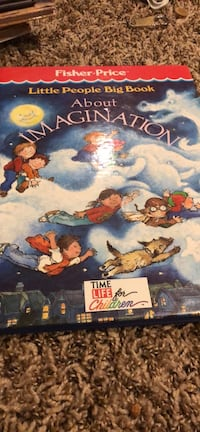 Little People Big Book about Imagination book Parkville, 21234