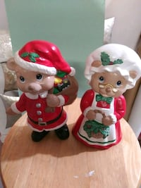 Mr. and Mrs. Claus Brooklyn, 11221