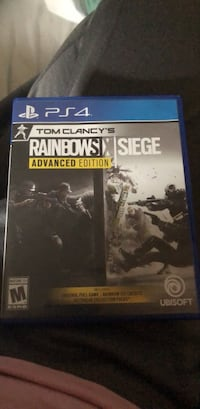 Rainbow six Seige ps4 Baltimore, 21212