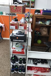 Toddlers shoes sizes 7 and 8 brand new Hyattsville, 20782