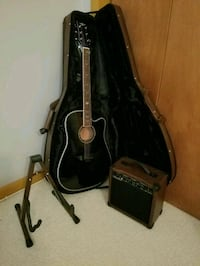 Keith Urban Electric Acoustic Guitar Middle River, 21220