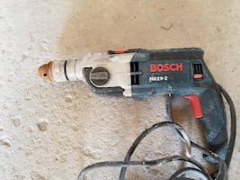 BOSCH HAMMER DRILL FOR SALE!