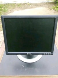 Dell 13 inch LCD display with DVI and PC ports for