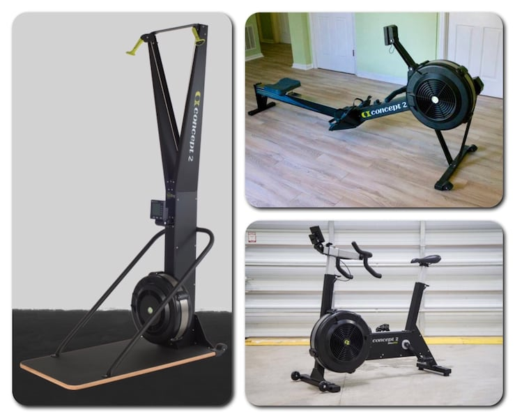 Concept 2 Rower or BikeErg 3