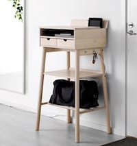 Standing Desk White Birch Ikea Costa Mesa, 92626