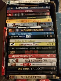 DVD movie lot, as shown Tumwater, 98501
