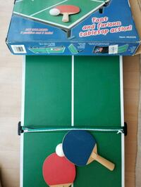 Mini Desktop table tennis toy ping pong board  Arlington Heights