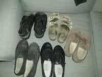Size 5 shoes 15 each or can discuss price for all. San Bernardino, 92404