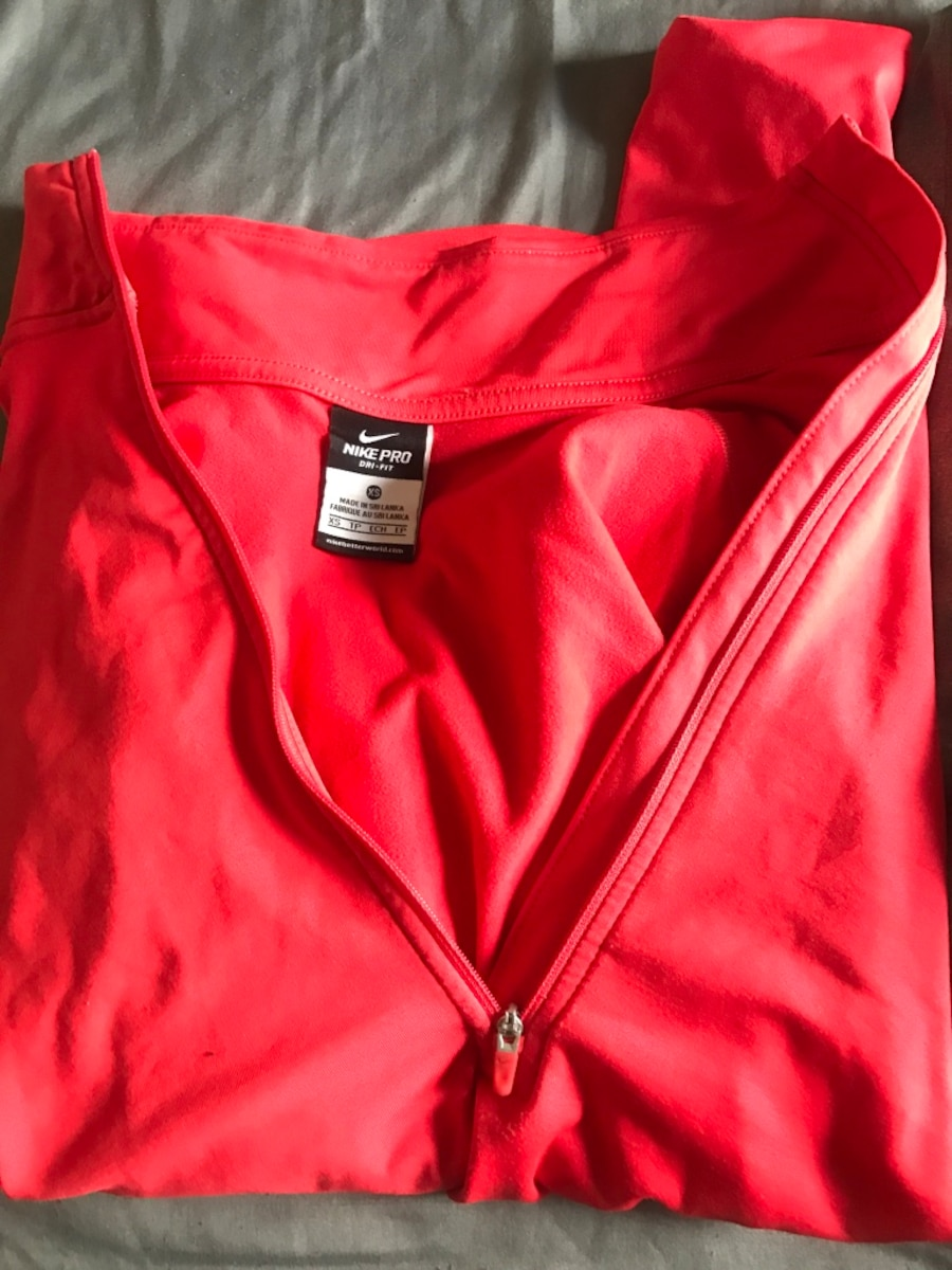 Nike Dry Fit half Zips  - United States