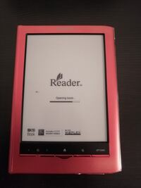 Sony Reader PRS 650 touch edition