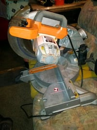 Ridgid compound mitersaw r4120