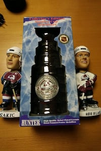 Colorado Avalanche Package - 2 Bobbles and Cup Hamilton, L8N 2Z7
