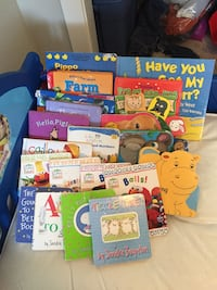 Baby / Toddler books Chestermere, T1X