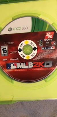 Xbox 360 NBA 2K15 game disc Bowie, 20721