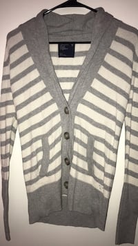 Women's striped cardigan  Fairfax, 22032