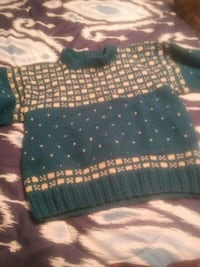 Hand knitted sweater Jacksonville, 32210