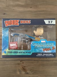 Dorbz Ridez 27 Star-Lord with the Milano