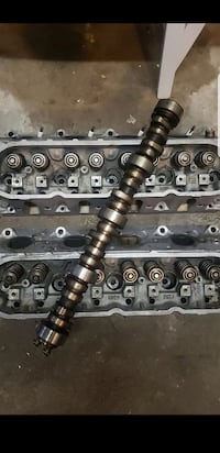 6.0 cam with 243 heads for sale, 475 OBO  HOUSTON