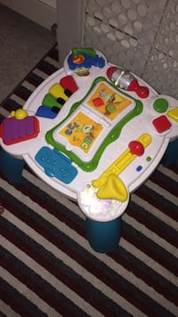 Kids Activity table  408 mi