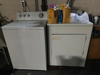 Both washer and dryer Livonia