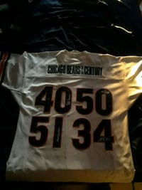 white and black NFL jersey shirt Miami Gardens, 33056