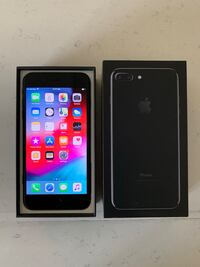 Jet Black iPhone 7 Plus 128G AT&T Los Angeles, 90069