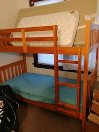 Bunkbed (mattresses not included) Schenectady, 12306