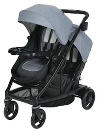 Uno2Duo Double Stroller - Unopened Box - Retail Price 409.99 23 km