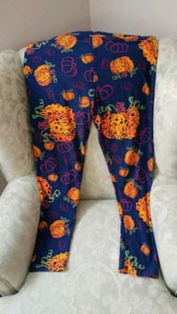 blue, red, and yellow floral pants Brampton, L6Z 2Y9