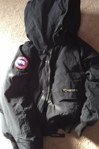 Canadian goose jacket woman's new