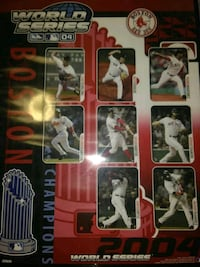 assorted baseball player trading cards Quincy