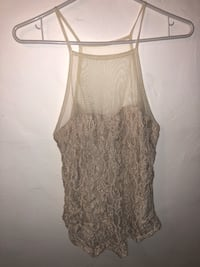 Urban outfitters lace and mesh top (medium) Los Angeles, 90048