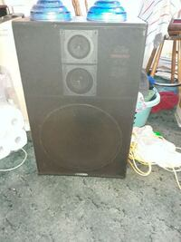 2 Sanyo Speakers