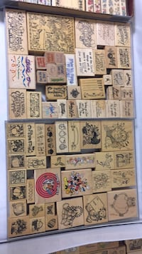 150+ Wooden Rubber Stamps Tinley Park, 60477