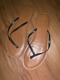 Sandals -wore for photos once