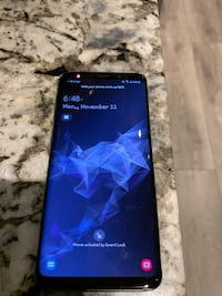 Samsung S9 - excellent condition