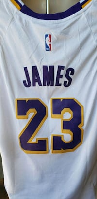 RETRO JERSEY JAMES LAKERS South Gate, 90280