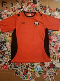 Holland Umbro soccer jersey