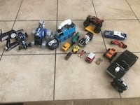 Toy cars. All for $12 Fresno, 93722
